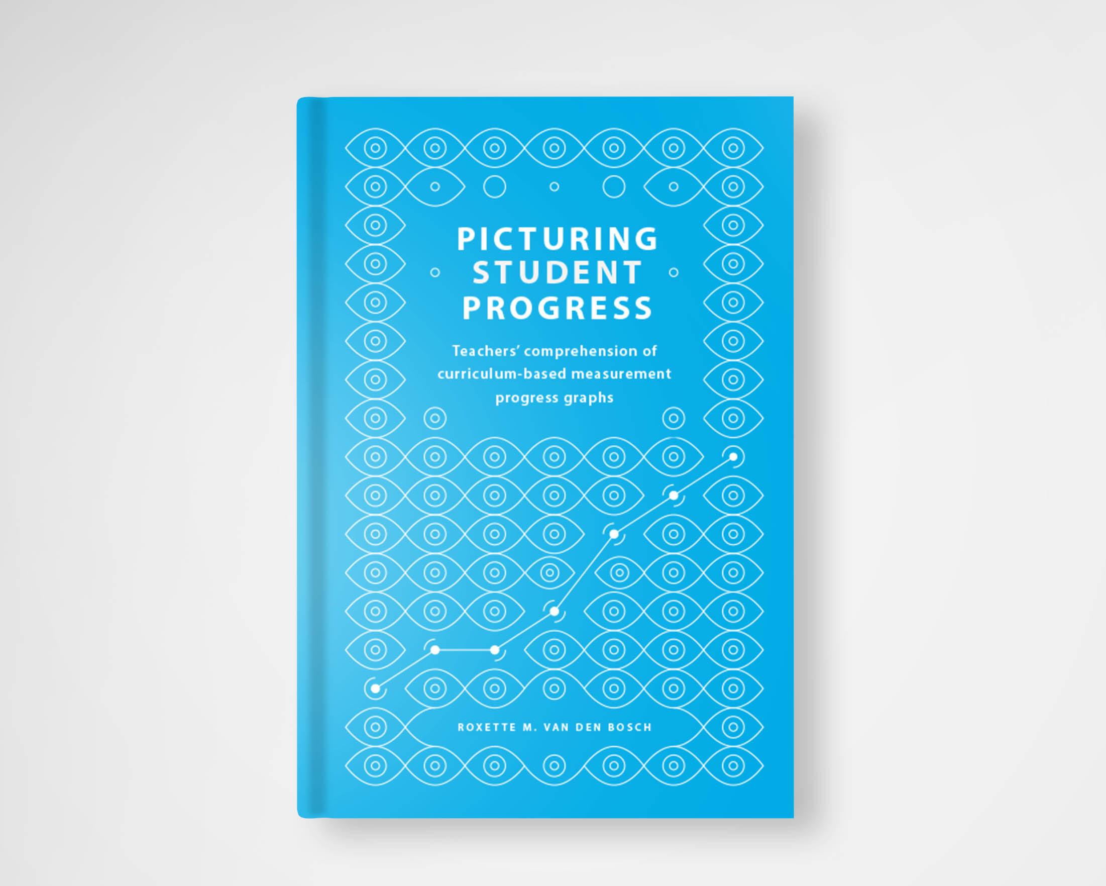 Cover ontwerp proefschrift